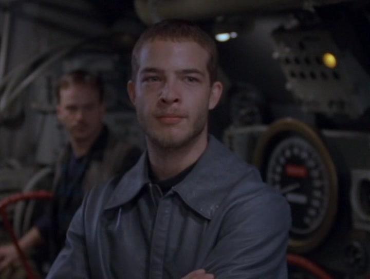 Rene Heger in In Enemy Hands (2004)