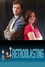 RetroBlasting visits Lost Ark Video Games Arcade in Greensboro, N.C. Poster