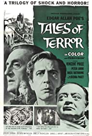 Tales of Terror (1962) Poster - Movie Forum, Cast, Reviews