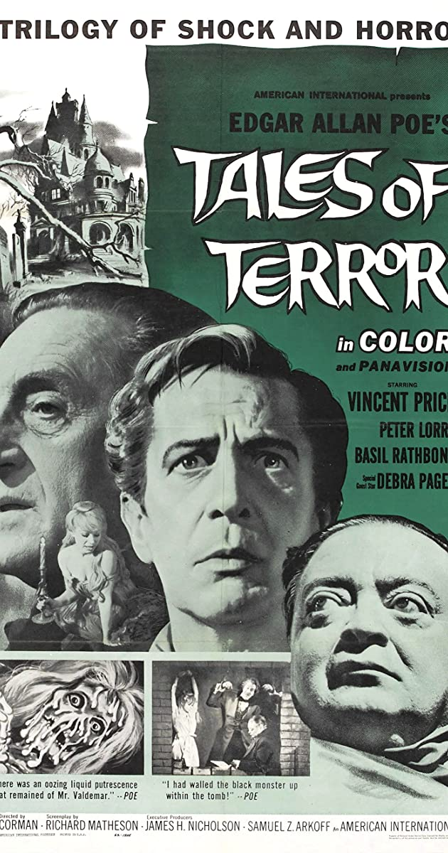 Subtitle of Tales of Terror