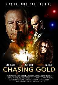 Paul Sorvino, Matt Bushell, and Fiona Dourif in Chasing Gold (2016)