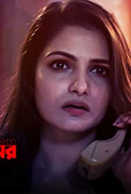 Tanushree Chakraborty in Bonyo Premer Golpo (2020)