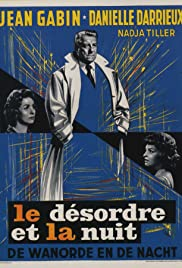 The Night Affair Poster