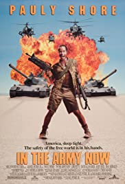 In the Army Now Poster