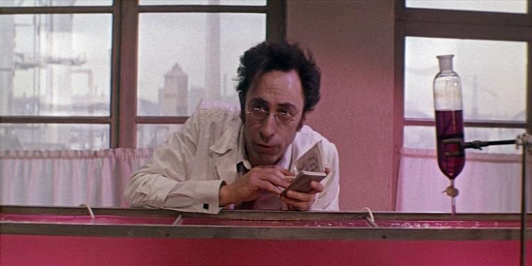 Ilya Rutberg in Ty - mne, ya - tebe (1977)