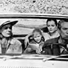 Peter Finch, Romy Schneider, Melina Mercouri, and Isabel María Pérez in 10:30 P.M. Summer (1966)