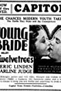 Young Bride (1932) Poster