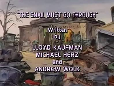 Legal psp movie downloads The Snail Must Go Through [mpg]