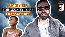 Una madre obliga al hijo a ser transgénero: ¿es legal?