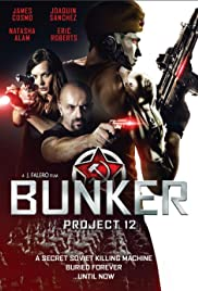 Project 12: The Bunker Poster