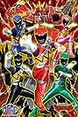 Zyuden Sentai Kyoryuger (2013) Poster