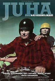 Sakari Kuosmanen and Kati Outinen in Juha (1999)