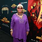 Luenell at an event for The House Next Door (2021)