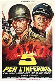 5 per l'inferno (1969) Poster - Movie Forum, Cast, Reviews