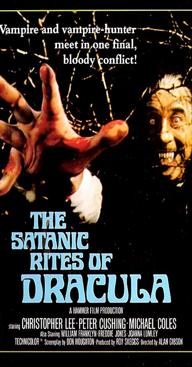 The Satanic Rites of Dracula 1973 1978