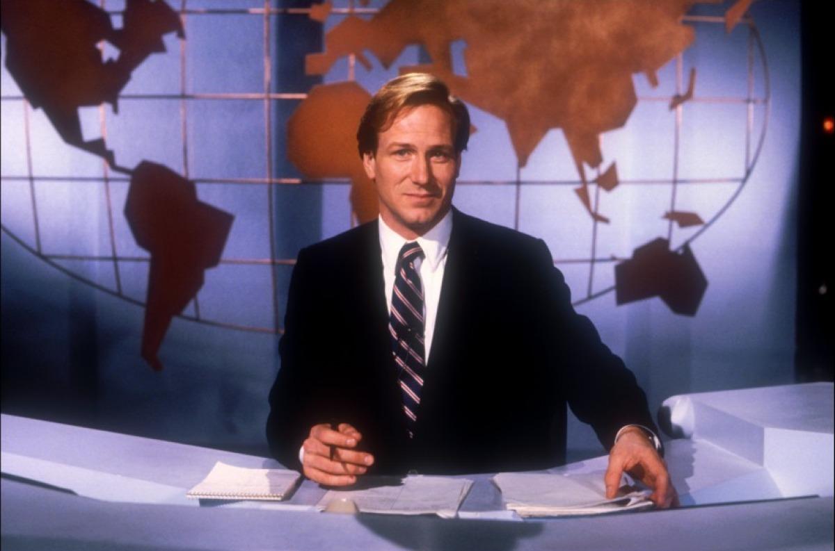 「William Hurt in Broadcast News」的圖片搜尋結果