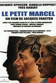 Le petit Marcel Poster