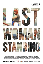 Last Woman Standing Poster