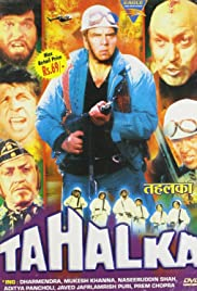 Tahalka (1992) Poster - Movie Forum, Cast, Reviews