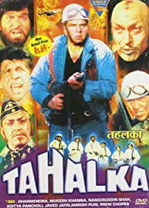 Watch online for free full movie Tahalka by Anil Sharma [mov]