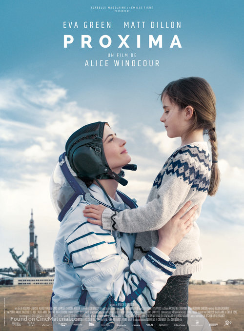 Proxima (2020) full hd Dual Audio Hindi (Fun Dub) 480p WEB-DL 300MB