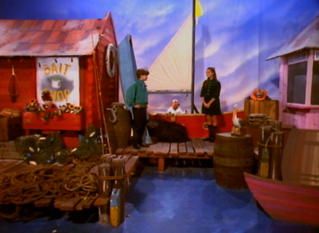 Ashley Tesoro in Mystery Monsters (1997)