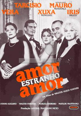 Amor Estranho Amor 1982 8
