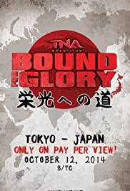 TNA: Bound for Glory Poster