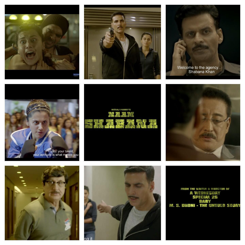 Naam Shabana (2017) - Photo Gallery - IMDb