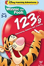 Winnie the Pooh: 123s Poster