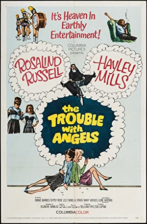 The Trouble with Angels Poster Image