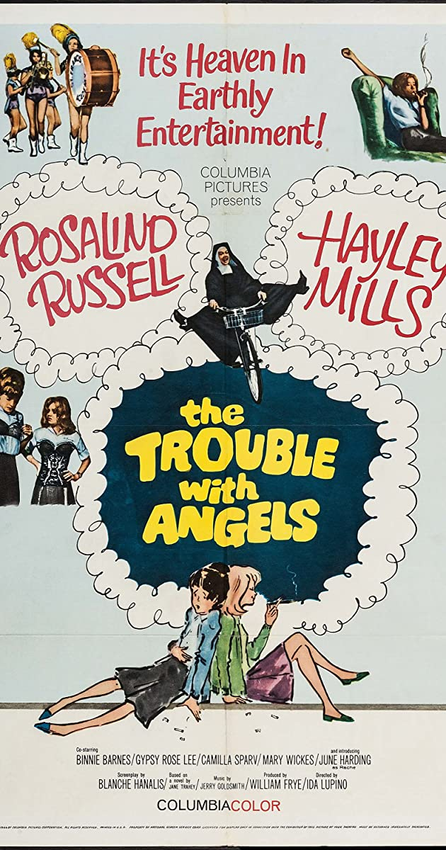 The Trouble With Angels 1966 Imdb