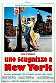 Neapolitan Boy in New York Poster