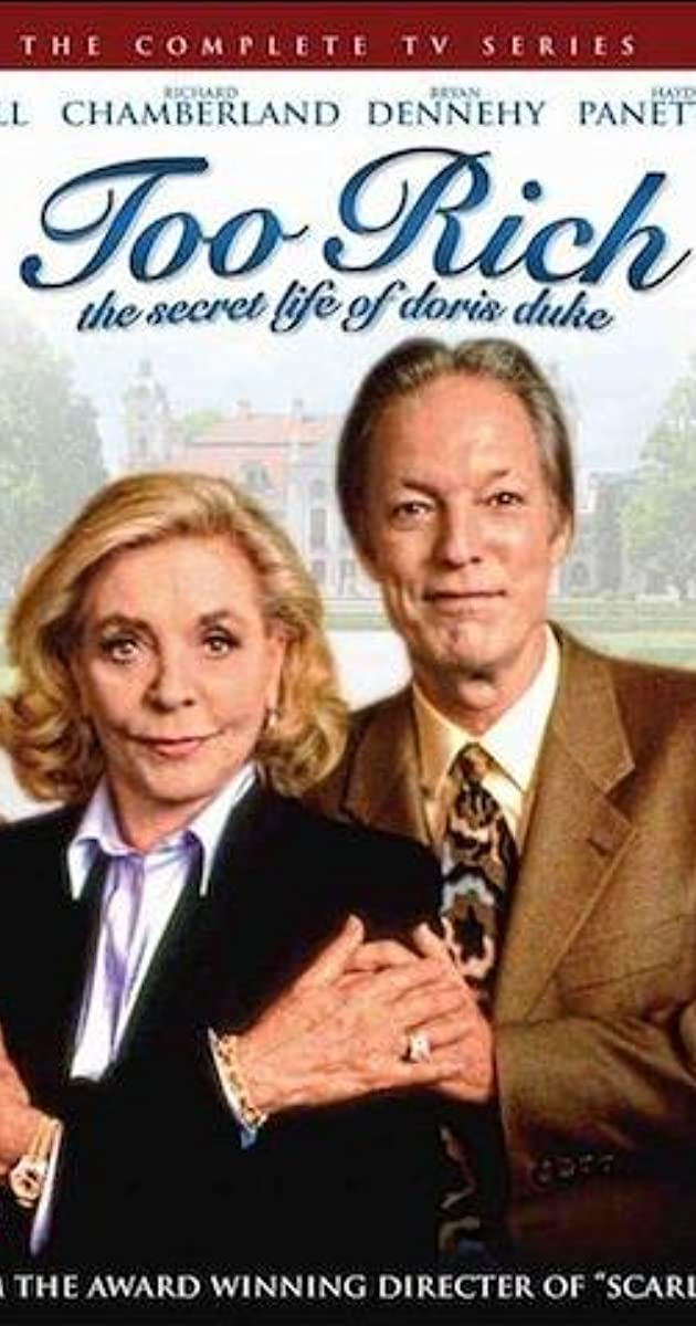 Too Rich: The Secret Life of Doris Duke (TV Movie 1999) - IMDb