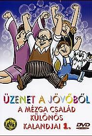 A Mézga család különös kalandjai (1970) Poster - TV Show Forum, Cast, Reviews