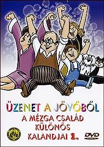 Muss 2016 Filme schauen Legacy from the Future - Fantastic Adventures of Family Mézga: Memumo by József Nepp  [UltraHD] [1280x1024] (1970)