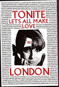 Tonite Let's All Make Love in London Poster - Movie Forum, Cast, Reviews