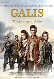 Galis: The Journey to Astra Poster