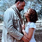 Isabelle Huppert and Philippe Noiret in Coup de torchon (1981)