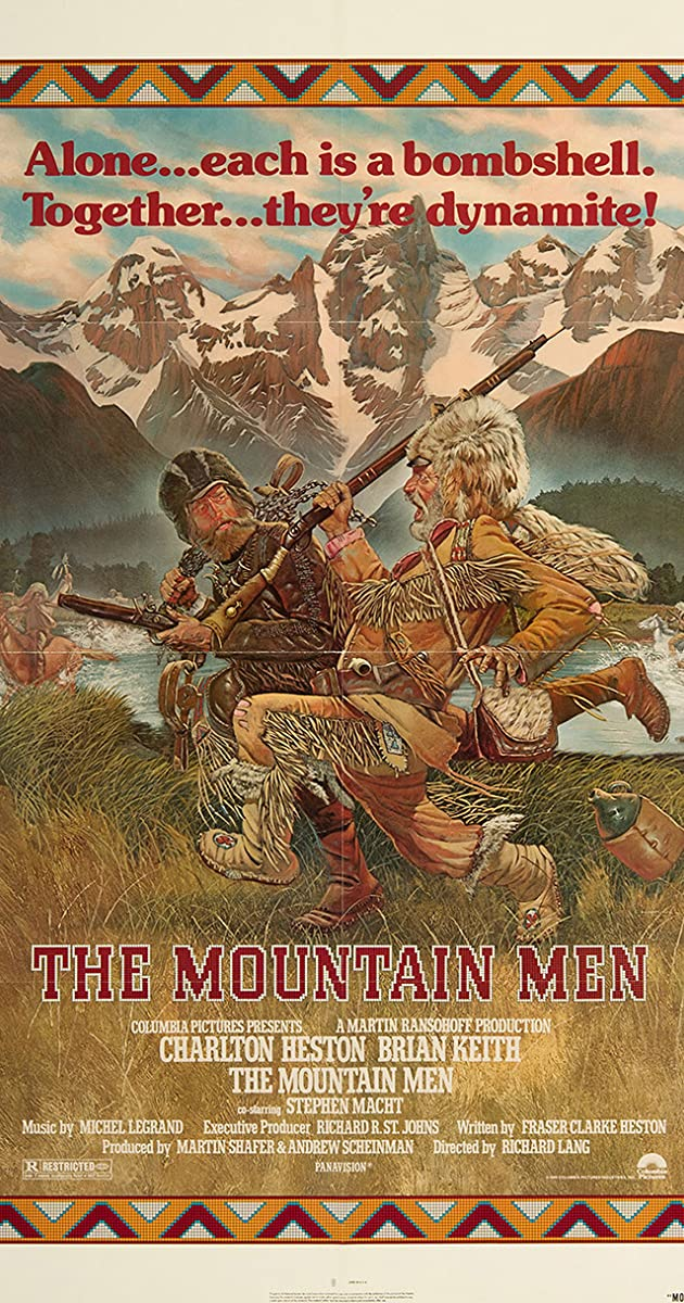 Subtitle of The Mountain Men