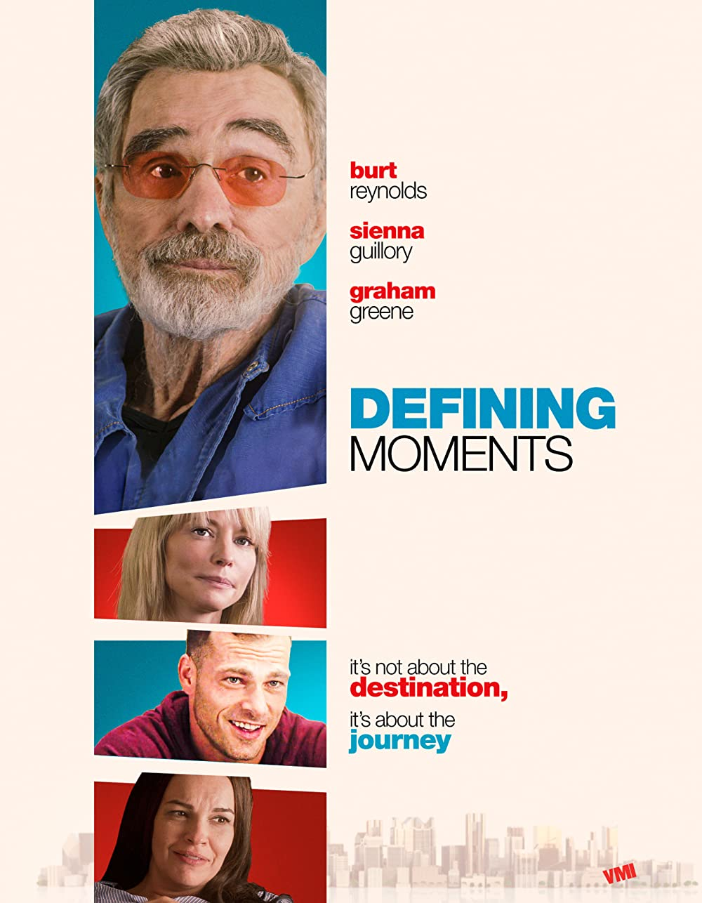 Defining Moments (2021) Hindi (Voice Over) Dubbed+ English [Dual Audio] WebRip 720p [1XBET]