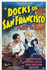 Docks of San Francisco Poster