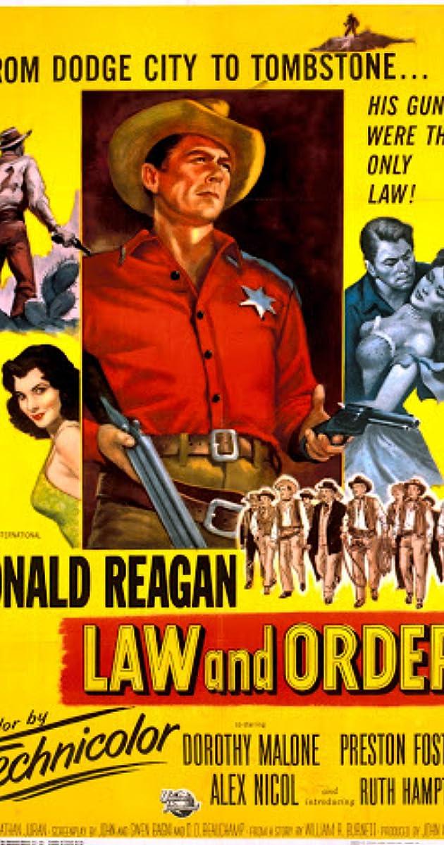 f15c8adee5 Law and Order (1953) - IMDb