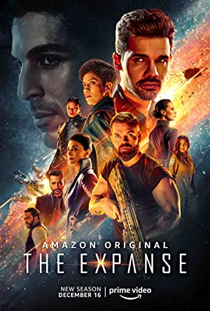 The Expanse : Season 1-4 Complete BluRay & WEB-HD 480p & 720p | [Complete]