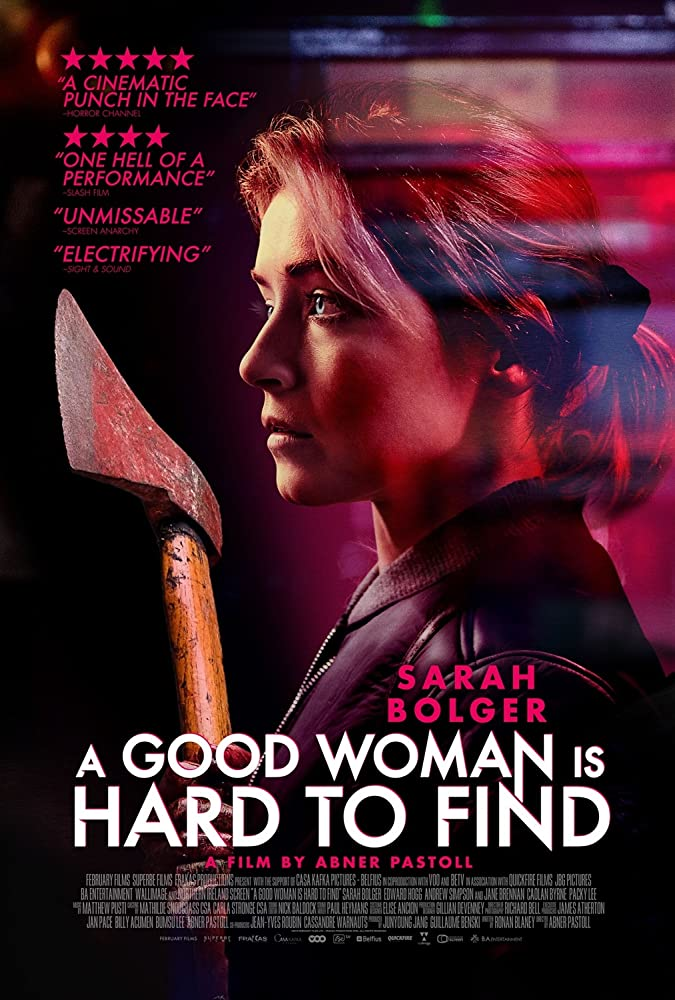 A Good Woman Is Hard to Find 2020 English 300MB HDRip ESubs
