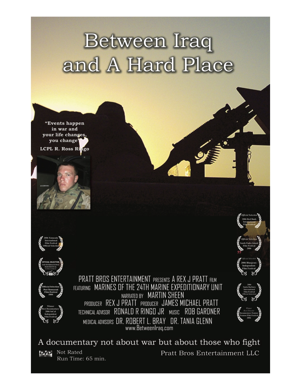 Between Iraq and a Hard Place (2006) - IMDb