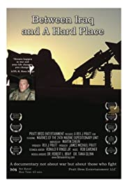 Between Iraq and a Hard Place Poster