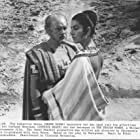 Patrick Magee and Irene Papas in The Trojan Women (1971)