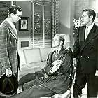 Dan Duryea, John Payne, and Richard Rober in Larceny (1948)