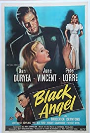 Black Angel Poster